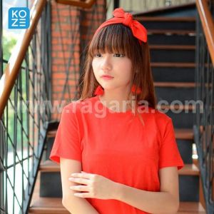 Polka Comfort Red