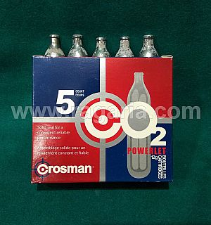 Gas co2 crosman