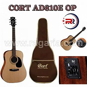 Cort AD810E OP Electric Acoustic Guitar