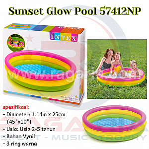 Sunset Glow Pool 57412NP