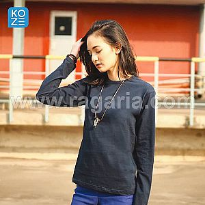Koze Long Sleeve Navy