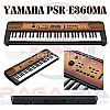 Yamaha PSR E360MA(maple)