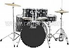 Pearl Roadshow 5-piece Complete Drum Set with Cymbals RS525SC